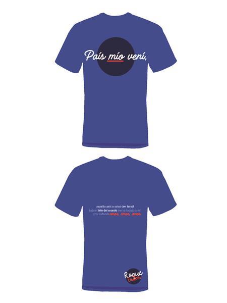 Camiseta: PAÍS MÍO VENÍ (size: M)