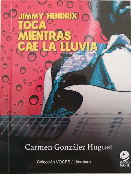 JIMMY HENDRIX TOCA MIENTRAS CAE LA LLUVIA