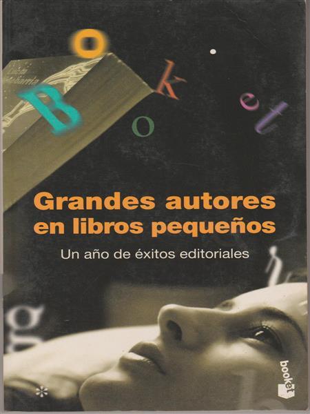 BOOKET. Grandes autores de libros pequeños.